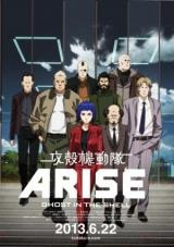Ghost in the Shell Arise. Border:1 Ghost Pain
